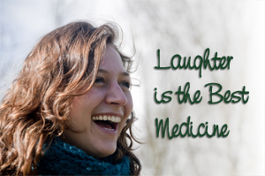 Home Care: Laughter Is The Best Medicine
