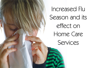 Flu Effects Los Angeles Home Care