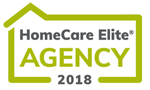 Home Care Elite Award for 2018