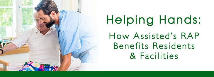 How Assisted's Residential Aide Prgram Benefits Patients and Facilities