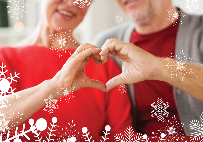 10 Ways to Help Seniors have a Healthy and Happy Holiday Season