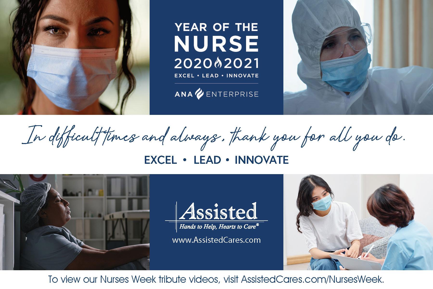 Nurses Week 2021 image